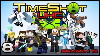 TimeShot UHC 18 || 8 || NETHER HUNT