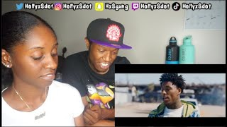YoungBoy Never Broke Again - One Shot feat. Lil Baby [Official Music Video] REACTION!