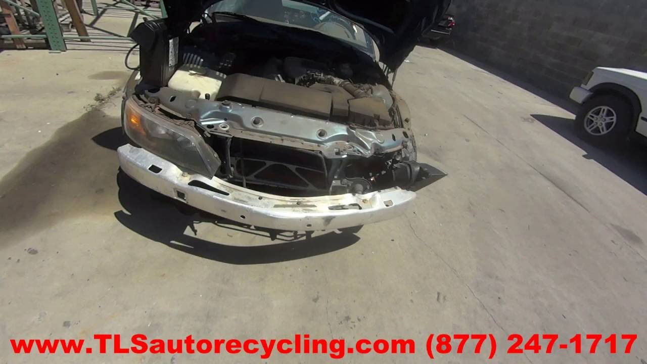Parting Out 1998 Bmw Z3 Stock 6156yl Tls Auto Recycling