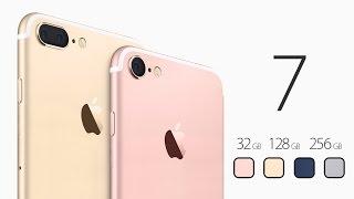 iPhone 7 Final Design & Price Leak