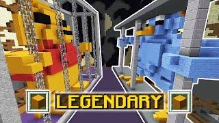 2 BUILDS 1 PLOT CHALLENGE (Minecraft Build Battle)
