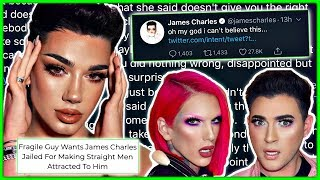 James Charles JAILED For? Jeffree Star COMES FOR Manny Mua Again..