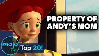 Top 20 Strangest Disney Fan Theories Ever