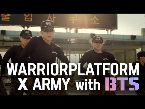 [Real Army Challenge] BTS - IDOL 커버댄스 도전하다! (with 워리어플랫폼)