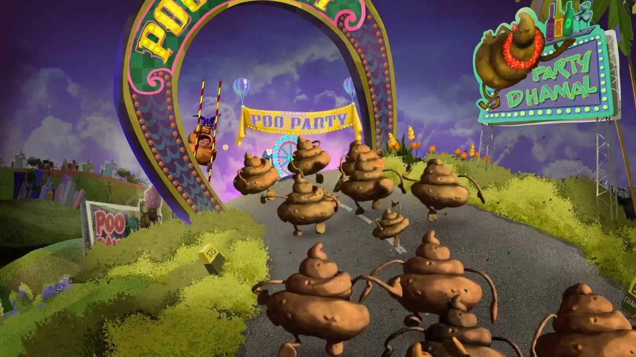 Poo2Loo – Poo Party