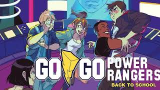 Go Go Power Rangers Back to School #1 || Review
