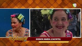 Pin Pon con Cachita En El Show Del Mediodía
