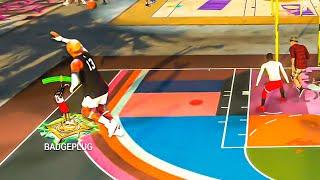 """LEGEND MIDGET 5'7"""" SHARPSHOOTER IN NBA2K21"""