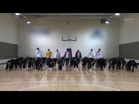[CHOREOGRAPHY] BTS (방탄소년단) 'Not Today' Dance Practice