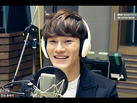 써니의 FM데이트 - 그 사람의 신청곡, EXO 수호, 첸의 인상학 & 이상형 이야기 20150114