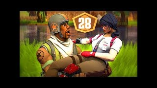 Top 200 Of Europe In Duo Division (pc)   Fortnite Scrim Highlights #1