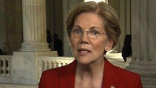 Elizabeth Warren: Forget I Said