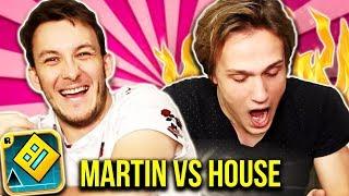 Jmenuje Se Martin - MARTIN VS HOUSE - Geometry Dash - Zdroj: