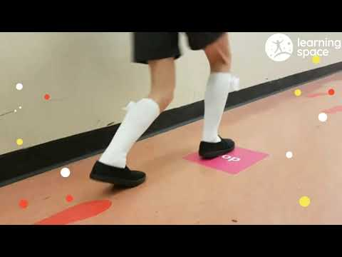 Sensory Pathways - Active Play Floor