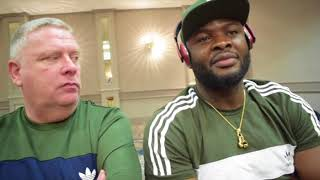 'TELL PEOPLE WHAT I DID TO YOU' -MARTIN BAKOLE ON DUBOIS QUIT CLAIMS, TOM LITTLE  'ICED IN 2 ROUNDS'