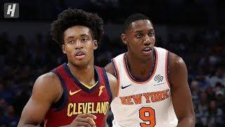Cleveland Cavaliers vs New York Knicks - Full  Highlights | November 10, 2019 | 2019-20 NBA Season