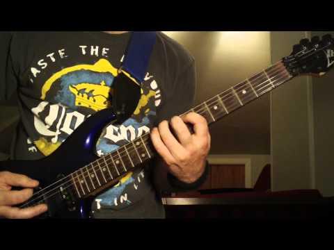 Megadeth The Disintegrators Guitar Lesson