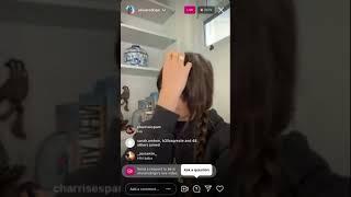 Olivia Rodrigo Instagram Live 4/13
