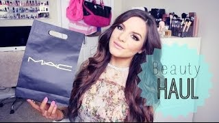 Casey Holmes – HUGE Beauty Haul! | NY IMATS, MAC, ULTA