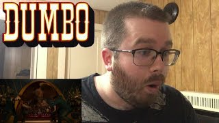 Dumbo Official Teaser Trailer Reaction!