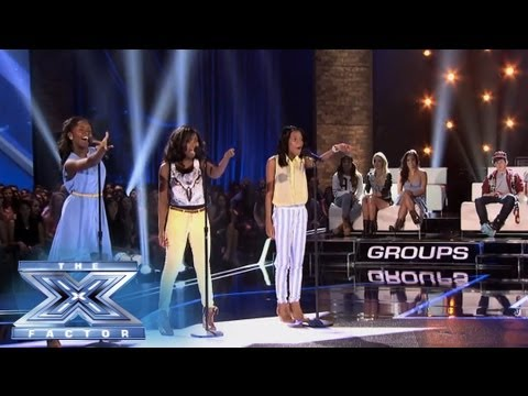"Glamour Brings ""The Cups"" To The Party - THE X FACTOR USA 2013 - Smashpipe Entertainment"