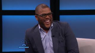 Tyler Perry Talks Parenting, Thanksgiving and… Tofurkey?!?