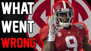 He Was Supposed to Be the NEXT GREAT Alabama Running Back (What Happened to Bo Scarbrough?)
