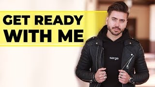 GET READY WITH ME   Men's Night Out Routine 2018   GRWM   Alex Costa