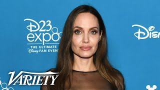Angelina Jolie Talks Joining 'The Eternals' and the MCU