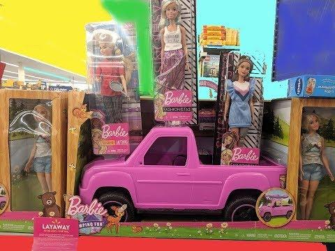 Buổi đi siêu thị đồ chơi, xem tất cả búp bê mới ra năm nay! Đẹp tuyệt (đồ chơi trẻ em)