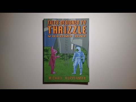Tales Designed to Thrizzle Vol. 1 [Softcover Ed.] by Michael Kupperman - video preview