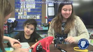Future special educator at IU Southeast receives WHAS Crusade Scholarship