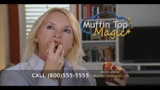 Muffin Top Magic As Seen On TV Commercial Muffin Top Magic As Seen On TV Muffin Top Maker