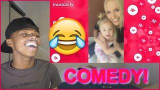 Best Savannah Soutas Musical.ly Compilation Reaction