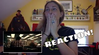 Black Klansman (BlackkKlansman) Official Trailer REACTION!