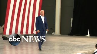 Joe Biden to face voters in high-stakes town hall event l ABC News