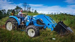 Mitsubishi MT2201 26hp Reconditioned Tractor - James Barta
