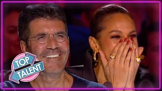 BRILLIANT Britain's Got Talent 2020 UNSEEN Auditions | PART 2 | Top Talent
