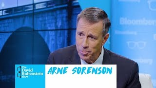 The David Rubenstein Show: Marriott CEO Arne Sorenson