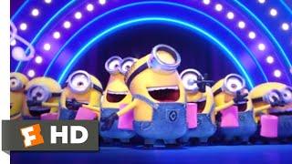 Despicable Me 3 (2017) - Minion Idol Scene (5/10) | Movieclips