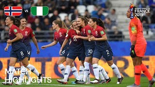 Norway v Nigeria - FIFA Women's World Cup France 2019™
