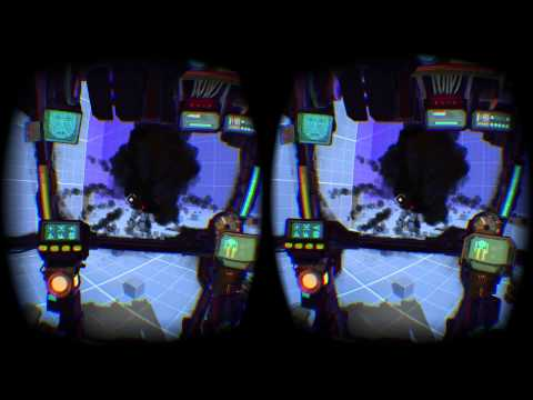 Vox Machinae played on the Oculus Rift DK2 - 60FPS Gameplay