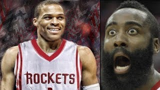 """RUSSELL WESTBROOK TRADE NEWS!! JAMES HARDEN REACTS! """"I NEED MY SHOTS"""""""