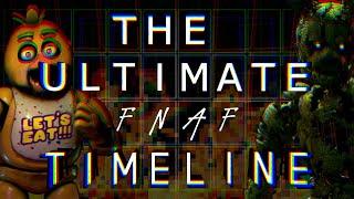 The ULTIMATE Fnaf Timeline.