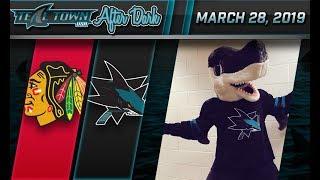 Teal Town After Dark (Postgame) - San Jose Sharks vs Chicago Blackhawks - 3/28/2019