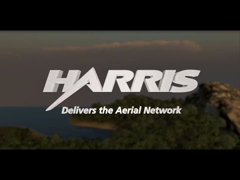 Harris Falcon III® Air-to-Ground Technologies Deliver the Aerial Network