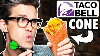 International Taco Bell Taste Test