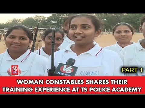 Police Sisters share their Training Experience