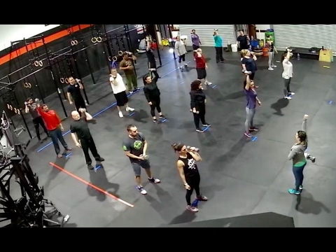 CrossFit 103- 5 Tips for Reaching Your Health & Fitness Goals