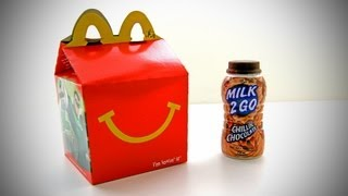Epic Happy Meal Unboxing